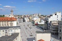 Ovidiu square Constanta Romania 2 Royalty Free Stock Photos