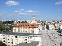 Ovidiu square Constanta Romania 3 Royalty Free Stock Photography