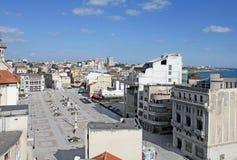 Ovidiu square Constanta Romania 4 Royalty Free Stock Photos