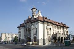 Ovidiu Square, Constanta, Rumania Fotografía de archivo libre de regalías