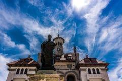 Ovidiu Statue Stock Image