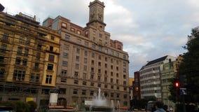 Oviedo Fotografie Stock