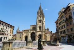 Oviedo Imágenes de archivo libres de regalías