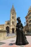 Oviedo Royalty-vrije Stock Foto