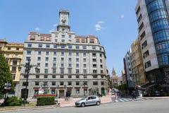 Oviedo Stock Afbeelding