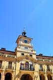 Oviedo city hall. Building of Oviedo city hall, Asturias, Spain Stock Photos