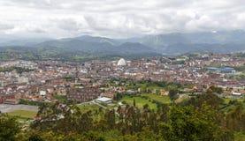 Oviedo, España Imagen de archivo libre de regalías