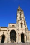 Oviedo-Kathedrale Lizenzfreies Stockfoto