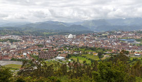 Oviedo , Spain Royalty Free Stock Image