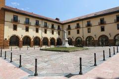 Oviedo Universiteit Stock Afbeeldingen