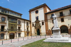 Oviedo University Royalty Free Stock Photo