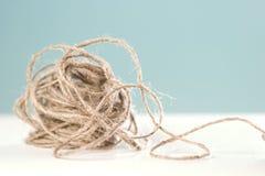 Ovillo de la cuerda Imagen de archivo