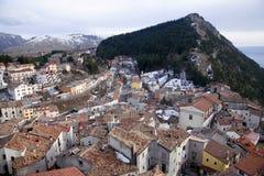 Ovindoli - Italia Imagen de archivo