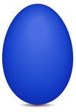 Ovo azul Imagens de Stock Royalty Free