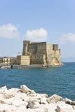 Ovo de della de château à Naples Photographie stock libre de droits