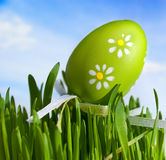 Ovo de Easter foto de stock