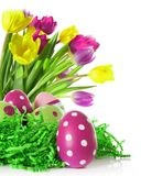 Ovo de Easter foto de stock royalty free