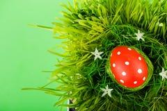 Ovo de Easter colorido Fotografia de Stock Royalty Free