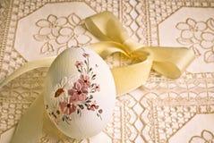 Ovo de Easter no estilo mais velho Imagens de Stock