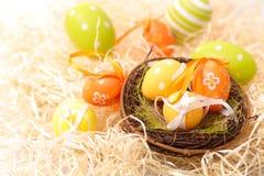 Ovo de Easter pintado imagem de stock royalty free
