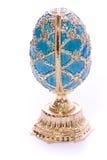 Ovo de Faberge. Imagens de Stock Royalty Free