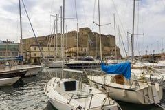 Ovo del ` del delil del castel di Napoli Fotografie Stock
