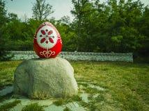 ovo 35-Easter Imagens de Stock