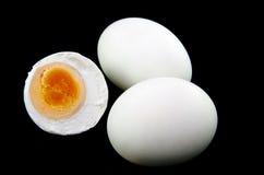 Ovo salgado feito do ovo do pato Imagens de Stock Royalty Free