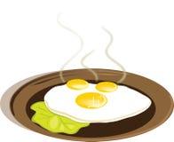 Ovos ilustração royalty free