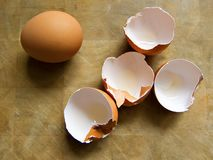 Ovos Fotografia de Stock Royalty Free