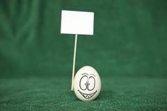 Ovos. Fotografia de Stock Royalty Free