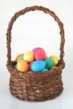 Ovos coloridos foto de stock royalty free