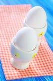 Ovos cozidos Imagem de Stock Royalty Free
