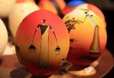 Ovos da avestruz fotos de stock royalty free
