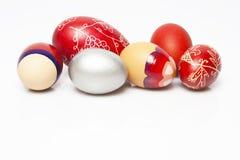 Ovos da páscoa Foto de Stock Royalty Free