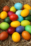 Ovos da páscoa. Foto de Stock