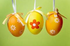 Ovos da páscoa Fotografia de Stock Royalty Free