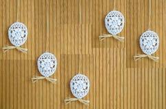 Ovos da páscoa. fotos de stock royalty free