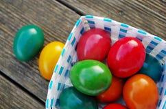 Ovos da páscoa Foto de Stock