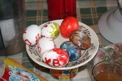 Ovos da páscoa Imagem de Stock Royalty Free