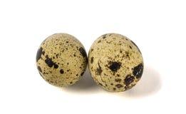 Ovos de codorniz Imagem de Stock Royalty Free