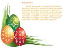 Ovos de Easter Imagem de Stock