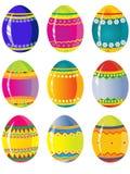 Ovos de Easter foto de stock royalty free
