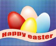 Ovos de Easter Imagem de Stock Royalty Free
