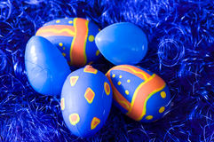 Ovos de Easter Fotos de Stock