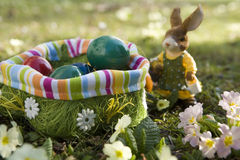 Ovos de Easter Fotografia de Stock Royalty Free