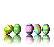 Ovos de Easter ilustração do vetor