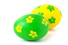 Ovos de easter decorativos Imagem de Stock