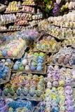 Ovos de Easter para a venda fotografia de stock royalty free