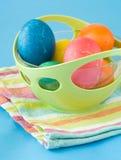 Ovos de Esater Fotografia de Stock Royalty Free